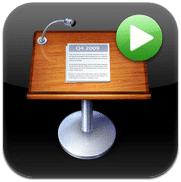 keynote remote How can  I give a presentation using my iPad