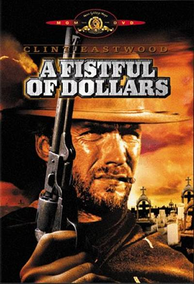 A FIstfull Of Dollars Poster
