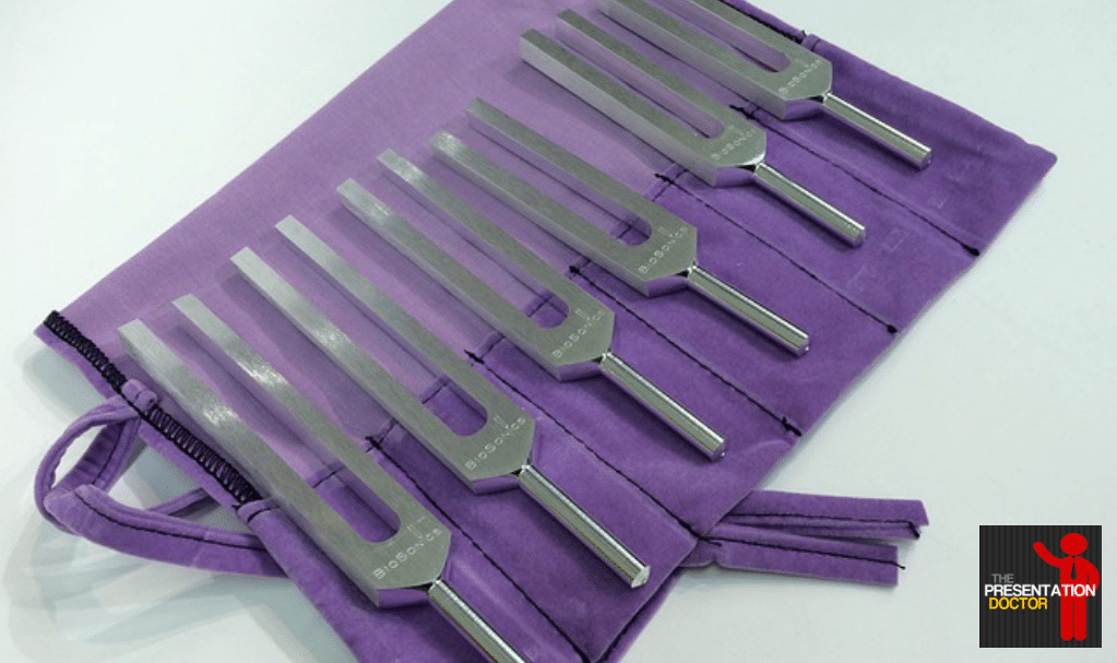 Vocal Variety - Tuning Forks Image